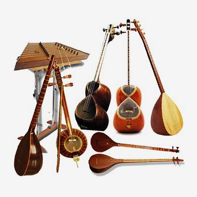 سازهای ایرانی