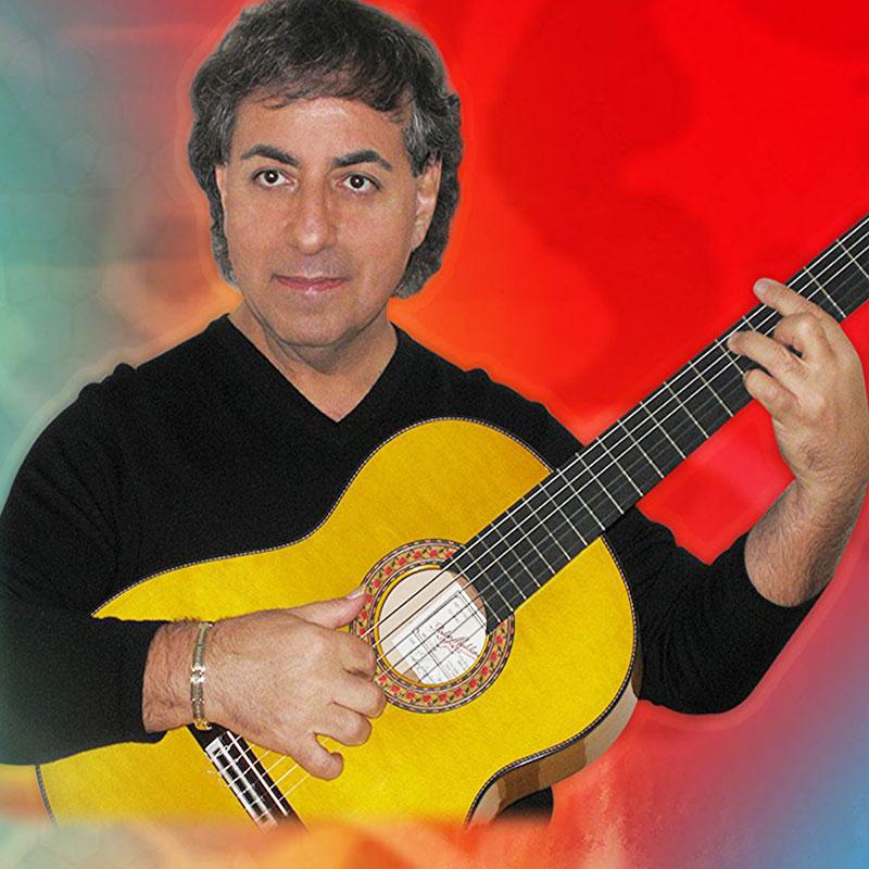 گیتار-و-زندگینامه-آرمیک