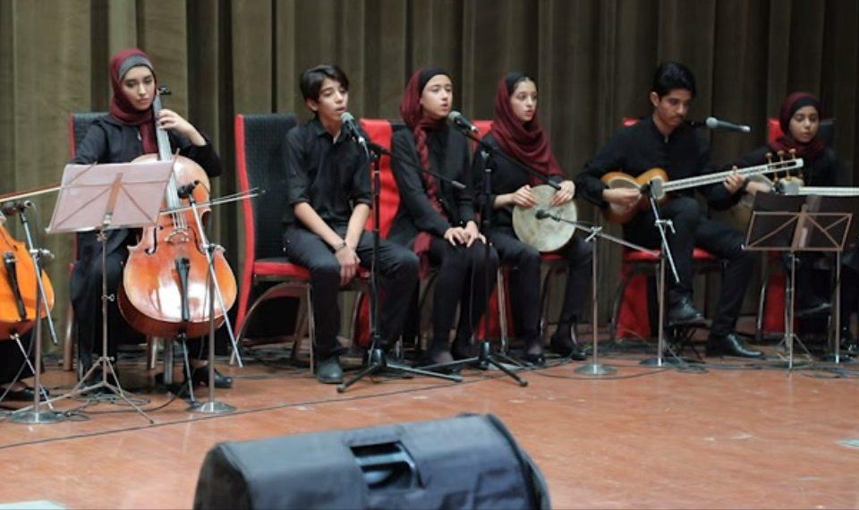 ارکستر ملی آموزشگاه آوادیس کرج