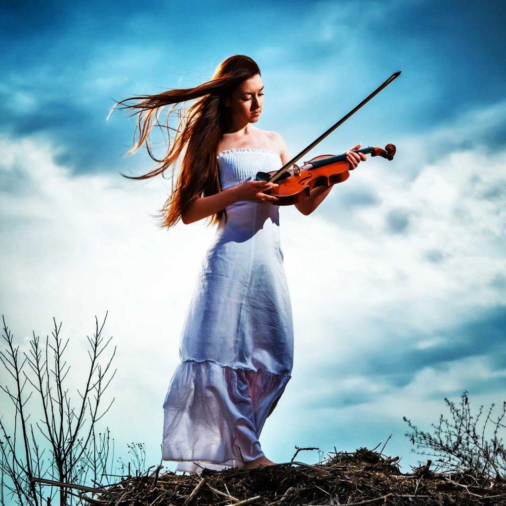 فراگیری و یادگیری موسیقی